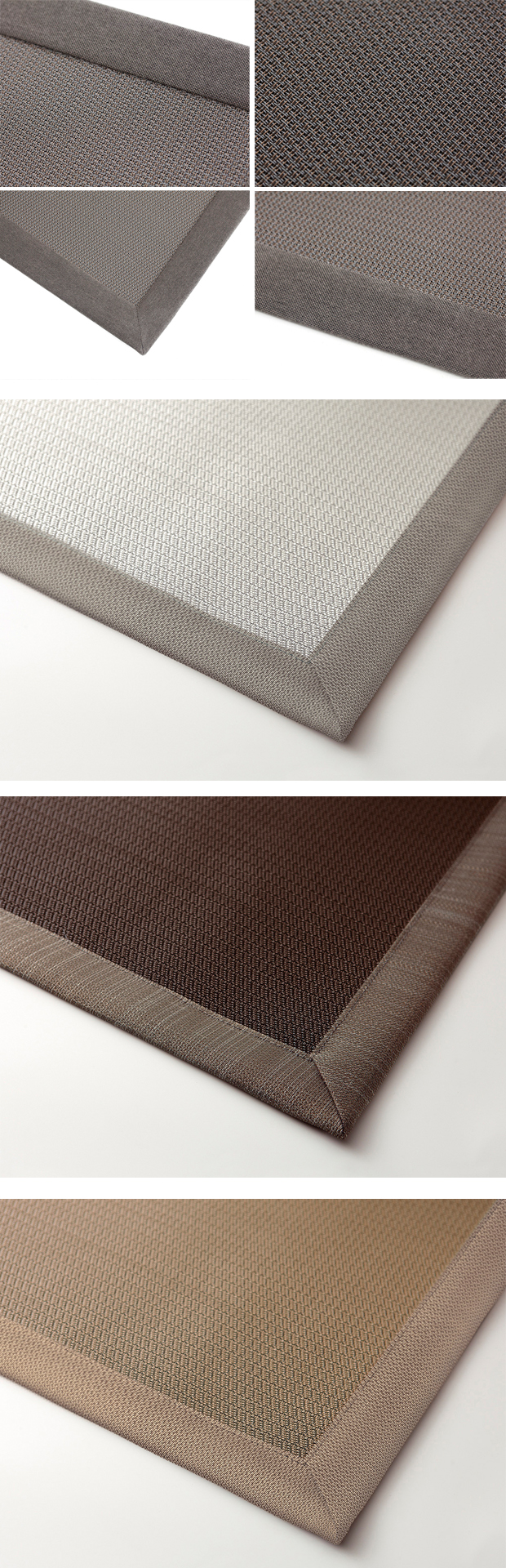 Outer rug Dickson by Gandia Blasco